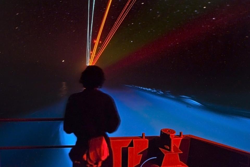 Bioluminescent Travel Spots