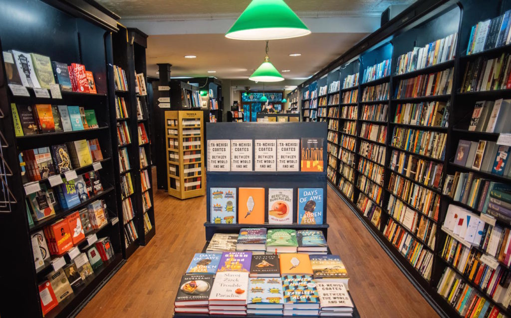 Photo from the Community Bookstore