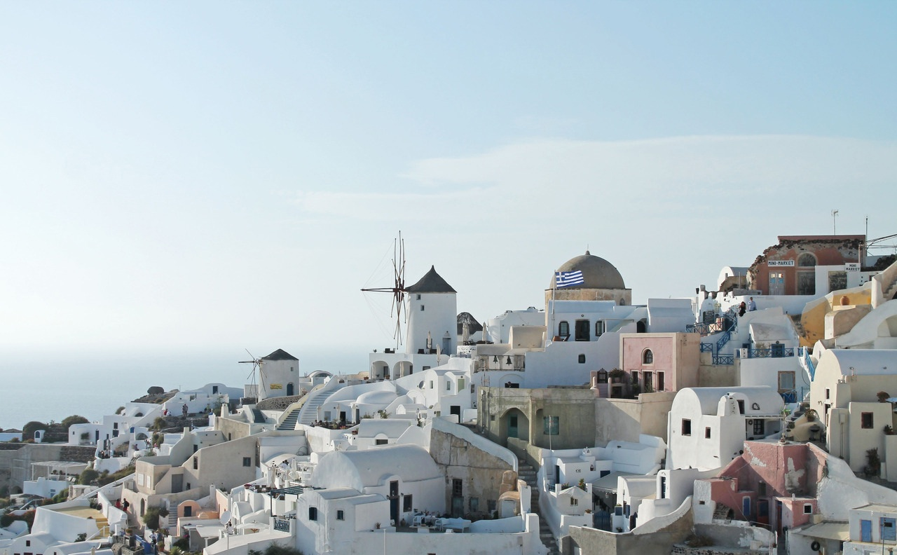 Responsible Tourism in Santorini