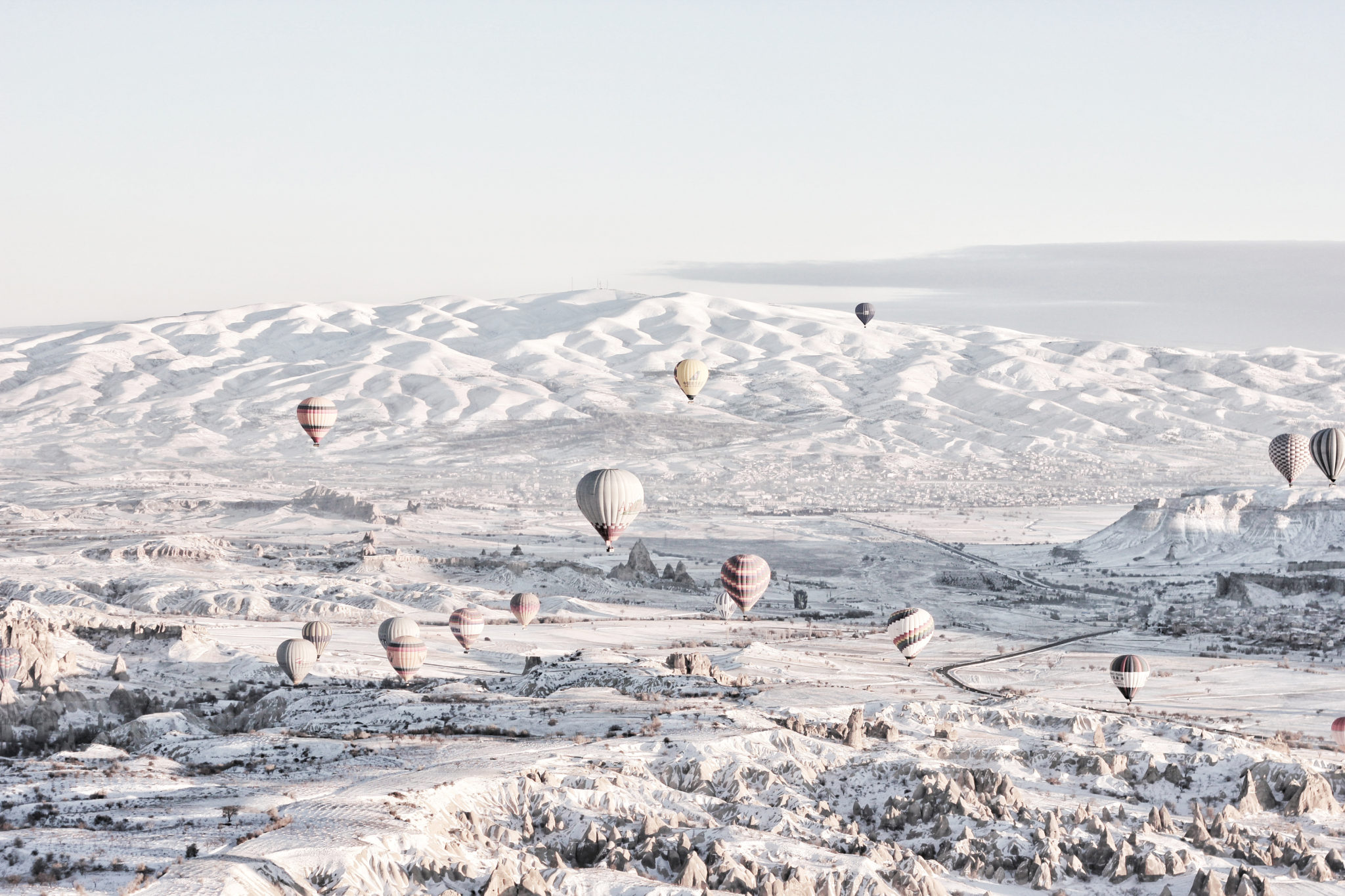 Destination Guide: Cappadocia