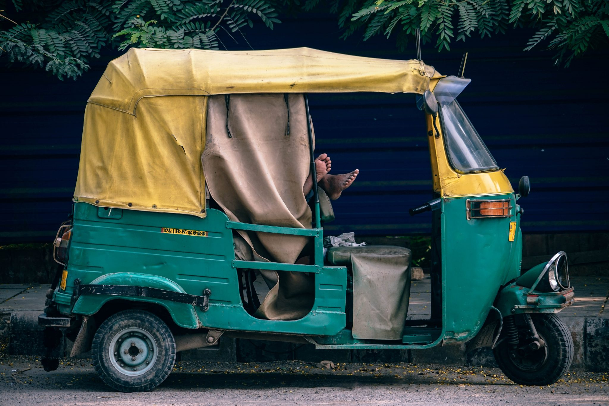 A Green Suitcase Guide to Delhi, India