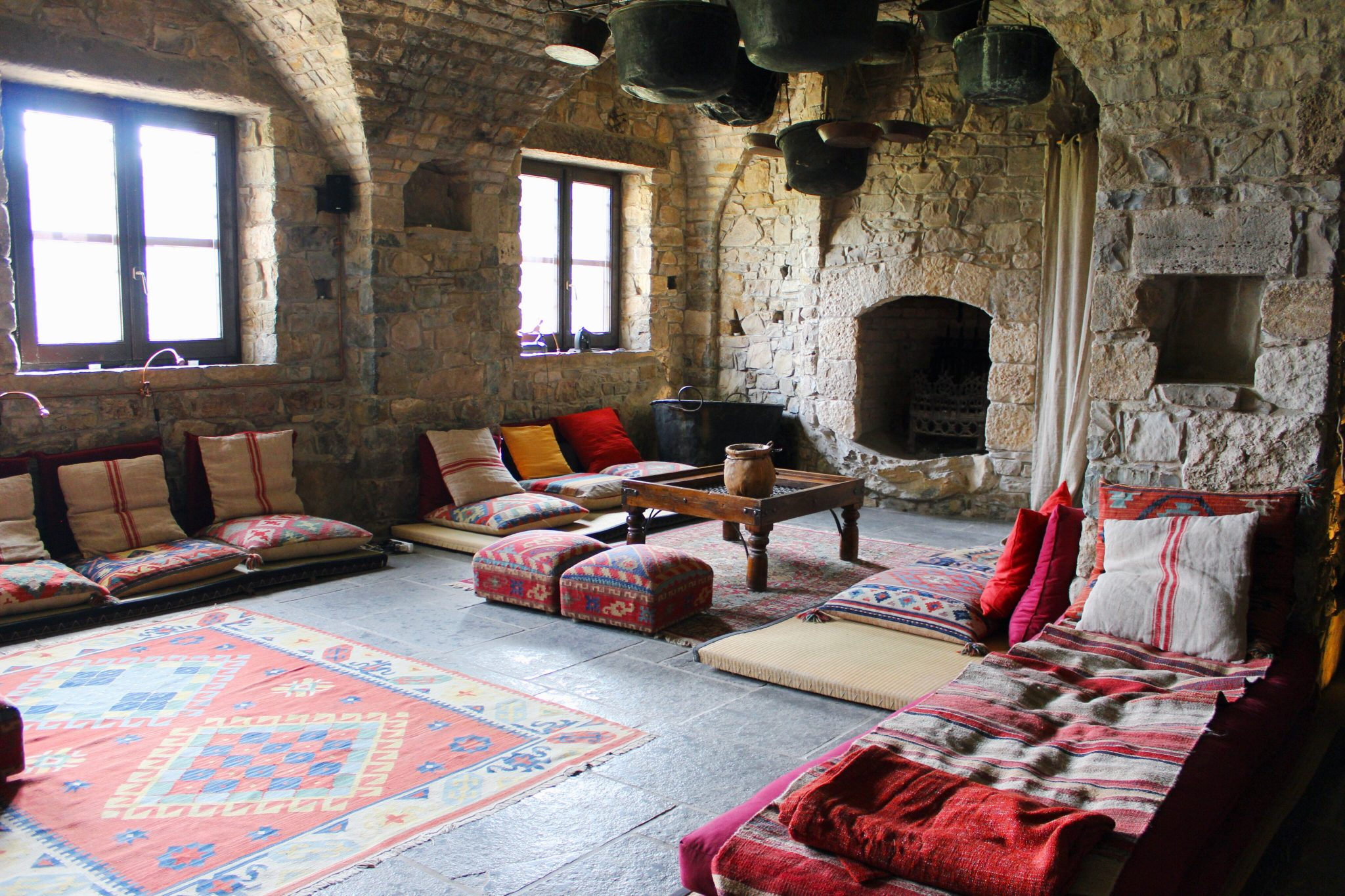 Solitude & Spirituality: A Luxury Eco-Hotel in the Heart of Umbria, Italy