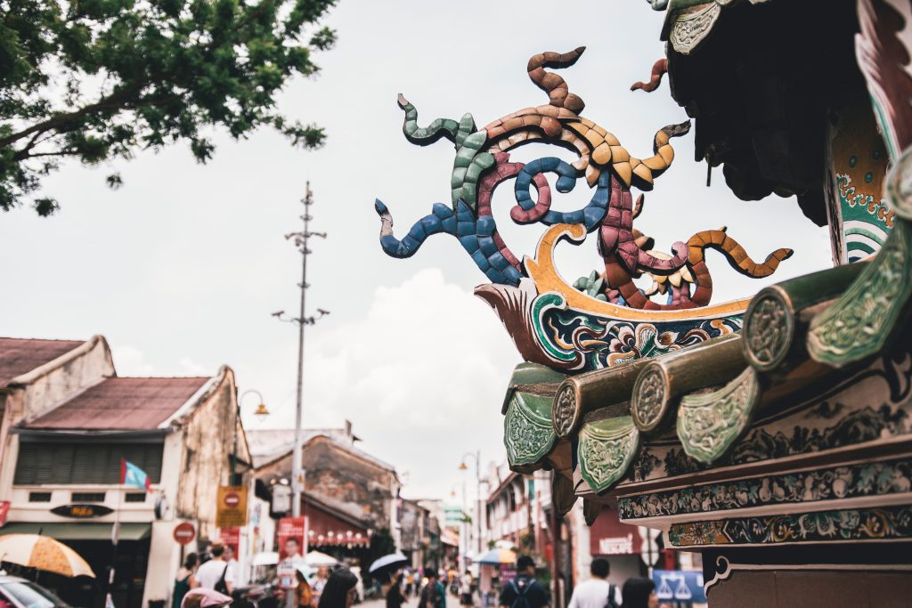 Georgetown, Mayalsia. Photo by Poh Wei Chuen on Unsplash