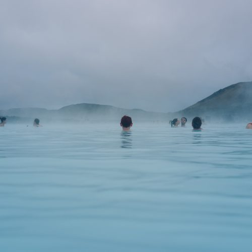 Icelandic bathing ritual
