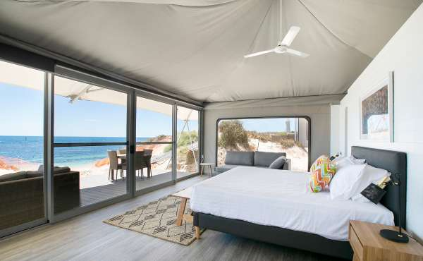 Luxury Eco-Lodge Discovery Rottnest Island