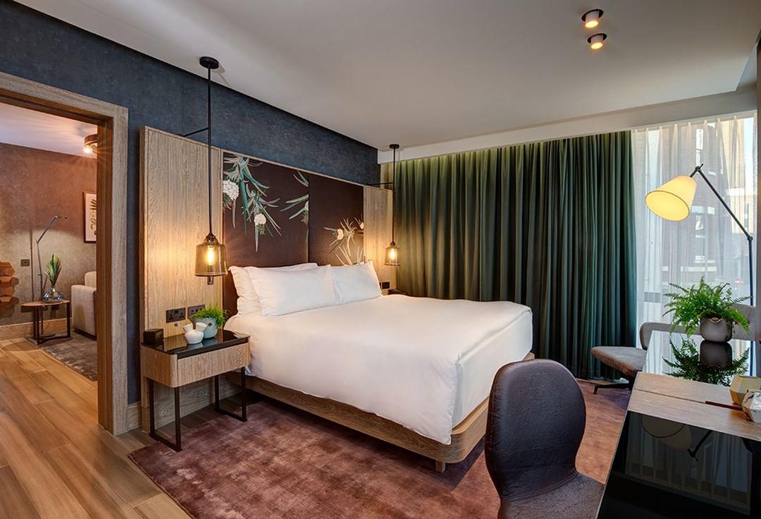 Luxury Eco-Hotel The Hilton Hotel and Resorts