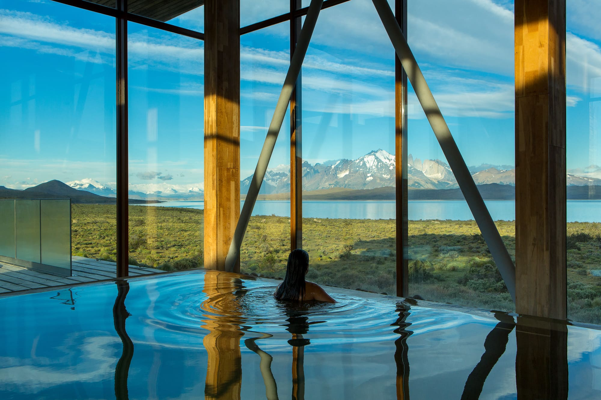 Luxury Eco-Hotel Teirra Patagonia